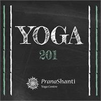 Live Stream Workshop - Yoga 201:  Hip Opening Series