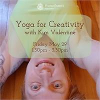 Live Stream Workshop - Yoga for Creativity