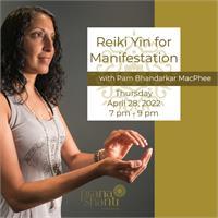 Reiki Yin for Manifestation