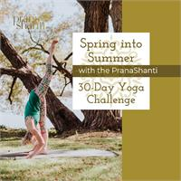 Spring into Summer - 30 Day Yoga Challenge