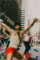 In-Person Rock 'N Roll Yoga