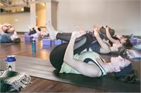 In- Person Flow & Stretch  Yoga