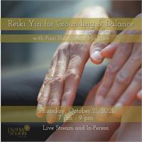 Reiki Yin for Grounding and Balance