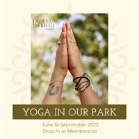 Yoga in Our Park - Social Distancing