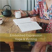 Embodied Expression - Yoga & Writing