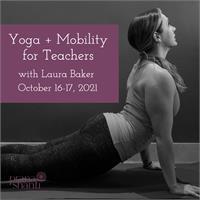 Yoga + Mobility for Teachers
