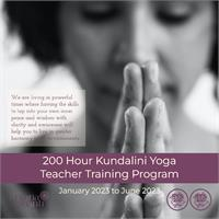 200-Hour Kundalini Yoga Teacher Training
