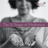 The 21 Stages of Meditation - Express the Self